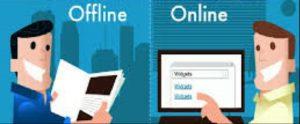 Perbedaan Bisnis Online dan Bisnis Offline